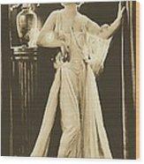 Marion Davies Wood Print