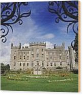 Markree Castle, Collooney, Co Sligo Wood Print
