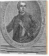Marquis De Montcalm Wood Print