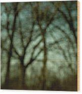 Marsh Wood Print