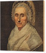 Mary Washington - First Lady  Wood Print by International  Images