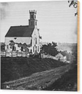 Maryland: Church, 1862 Wood Print