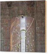 Massive Shiv Lingam Bhojpura Wood Print