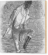 Master Juba (c1825-c1852) Wood Print
