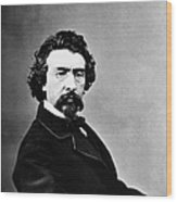 Mathew Brady (c1823-1896) Wood Print