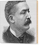 Matthew Stanley Quay Wood Print