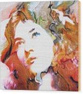 Maude Fealy 2 Wood Print
