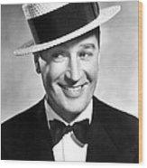 Maurice Chevalier, 1930s Wood Print