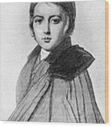 Maurice Sand (1823-1889) Wood Print