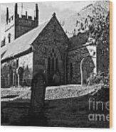 Mawnan Smith Parish Church Wood Print