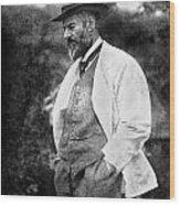 Max Weber 1864-1920 Wood Print