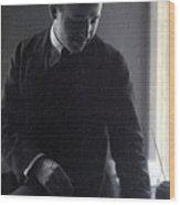 Max Weber 1881-1961 Russian-american Wood Print