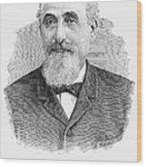 Mayer Lehman (1830-1897) Wood Print