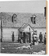 Mcclellans Headquarters Wood Print