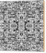 Meditative Alliance  Wood Print