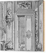 Meissonier: Doorway Wood Print