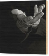 Meistro Wood Print