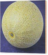 Melon Wood Print