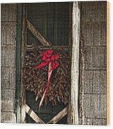 Memories Of Christmas Past Wood Print