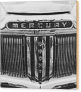 Mercury Grill  Wood Print