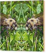 Merlin Wood Print
