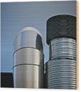 Metal Wood Print