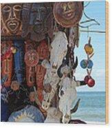 Mexican Still Life Wood Print