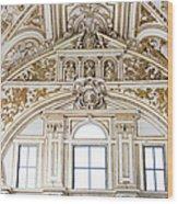 Mezquita Cathedral Renaissance Ornamentation Wood Print