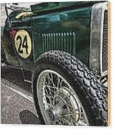 Mg Roadster 001 Wood Print