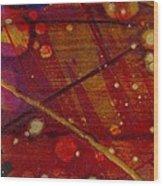 Mickey's Triptych - Cosmos II Wood Print