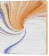 Micro Linear 24 Wood Print