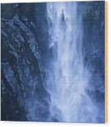 Milford Sound New Zealand Wood Print