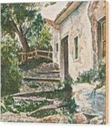 Millstone Aria Wood Print