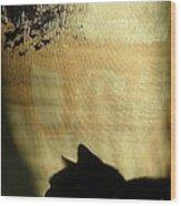 Mips Sur Borduas Wood Print