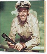 Mister Roberts, Henry Fonda, 1955 Wood Print by Everett