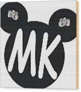 MK Wood Print