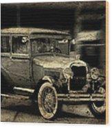 Model T No. 2 Wood Print
