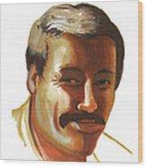 Mohammed Lakhdar Hamina Wood Print