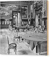 Monte Carlo - Gambling Hall - C 1900 Wood Print