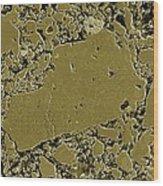 Moon Rock, Sem Wood Print