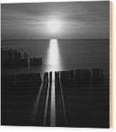 Moonrise 2 Wood Print