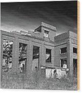 More Urban Decay  70797 Wood Print