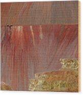 Morenci Mine Wood Print