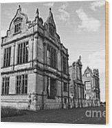 Moreon Corbet Castle 3 Wood Print