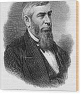 Morrison R. Waite (1816-1888) Wood Print