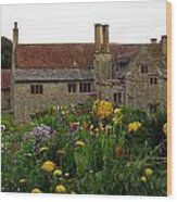 Mottiston Manor Wood Print
