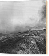 Mount Adams New Hampshire Wood Print