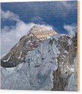 Mount Everest-kala Patar-everest Base Camp Trek-ne Wood Print