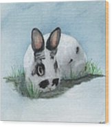 Mouse Wood Print