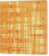 Moveonart Cityunderthesun Wood Print